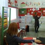 """Ενημερωτική ομιλία στο Δημοτικό σχολείο Νέας Κούταλης μετά από πρόσκληση του Συλλόγου Γονέων και Κηδεμόνων με θέμα """"Παιδί και διαδίκτυο""""."""